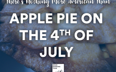 Free Pie for the 4th Of July