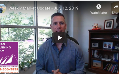 Market Update  – July 12, 2019