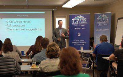 Mortgage 101 at Longmont Board of Realtors