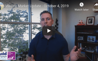 Weekly Market Update – October 4, 2019